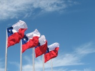 Chile_flags_in_Puerto_Montt
